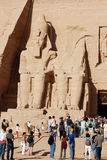 Abu simbel Egypt Royalty Free Stock Photos