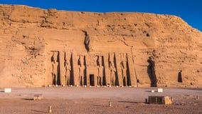 Abu Simbel, Egypt Stock Images