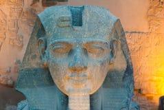 Abu Simbel, Egypt. Tomb of Pharaoh, Abu Simbel. Egypt Stock Photography