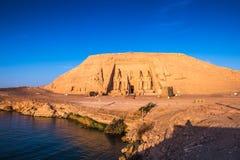 Abu Simbel, Egypte photographie stock libre de droits