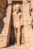 Abu Simbel, Egypte Photos stock