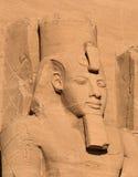 Abu Simbel Tempel 19 Lizenzfreies Stockfoto