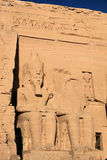 Abu Simbel Temple 6 Stock Photos