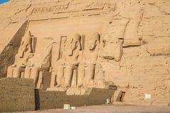 Abu Simbel Royalty Free Stock Photos