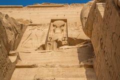 Abu Simbel Royalty Free Stock Images