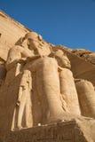 Abu Simbel Royalty Free Stock Photography