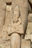 Abu Simbel Temple von Ramesses II Stockbilder