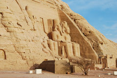 Abu Simbel temples, Egypt - Africa Royalty Free Stock Images