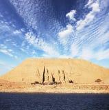 Abu-Simbel Royalty Free Stock Images