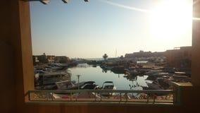 Abu Tig Jachthafen Stockbilder