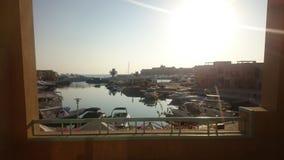 Abu Tig Jachthafen Lizenzfreie Stockbilder