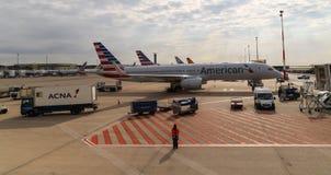 Abu-zabi Flughafen Lizenzfreie Stockfotografie