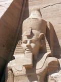 abuegypt simbel Royaltyfri Bild