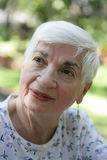 Abuela Imagen de archivo libre de regalías
