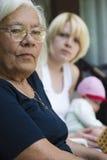 Abuela Foto de archivo