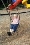 Abuela de balanceo 6 Imagen de archivo libre de regalías