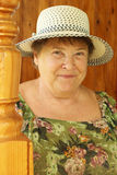 Abuela querida Fotografía de archivo