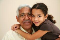 Abuelo Foto de archivo libre de regalías