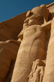 Abul Simbel Royalty Free Stock Photography