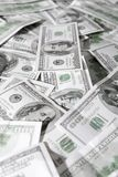 Abundância dos dólares Foto de Stock