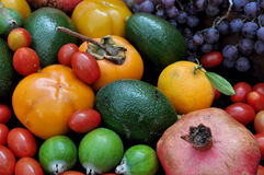 Abundance of fruits Royalty Free Stock Image