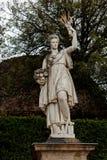 Abundance statue, Boboli Gardensi, Florence, Italy Stock Photography