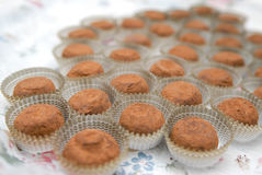 The abundance of a variety of sweets catering service sweet table. The abundance of a variety of sweets and cakes, catering service sweet table Royalty Free Stock Photos