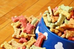 Abundant Dog Treats Stock Image