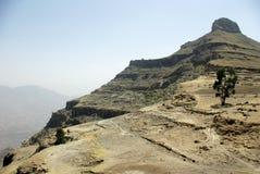 Abune Yosef Berge, Äthiopien Stockfotografie