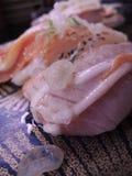 Aburi-Sushi Lizenzfreies Stockbild