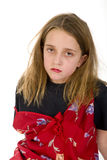 Abused child Royalty Free Stock Photography