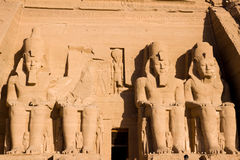 Abusimbel Stock Photography