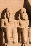 Abusimbel Royalty Free Stock Image