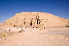 Abusimbel Stock Image