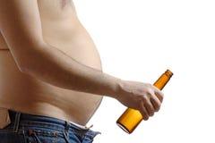 Abuso de alcohol imágenes de archivo libres de regalías