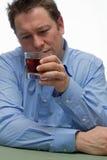 Abuso de alcohol Fotografía de archivo