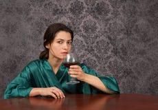 Abuso de alcohol Imagenes de archivo