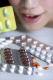 abuso de drogas Imagem de Stock