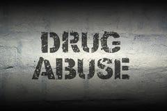 Abuso de drogas GR imagens de stock royalty free