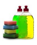Abwasch-Reinigungsmittel Lizenzfreie Stockfotografie