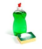 Abwaschwerkzeuge Lizenzfreie Stockfotografie