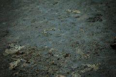 Abwasser von den Lebensmittelabfällen Stockfotografie