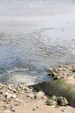 AbwasserEntwässerungssystem Stockfotos