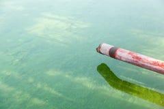 Abwasserkanal Lizenzfreies Stockbild