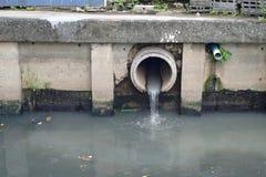 abwasserkanal Stockfotos