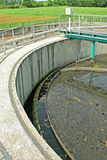 Abwasserreinigungstechnologien Lizenzfreies Stockfoto