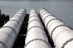 Abwassersystem Stockfotografie
