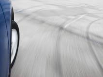 Abweichendes Auto Lizenzfreie Stockfotos