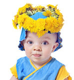Aby Boy Royalty Free Stock Images