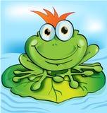 Żaby książe Zdjęcia Stock